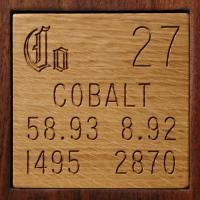 Кобальт (Cobaltum metallicum)