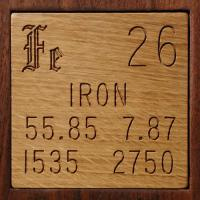 Железо металлическое (Ferrum metallicum)