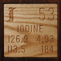Йод (Iodium)