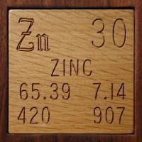 Цинк (Zincum metallicum)