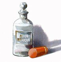 Кислота азотная (Acidum nitricum)